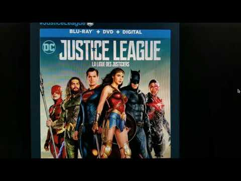 Justice League Blu-ray Cover is Missing Something... streaming vf