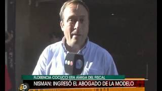 Declara la supuesta novia de Nisman: qué dijo su abogado - Telefe Noticias