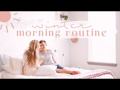 WEEKEND MORNING ROUTINE   How We Spend Our Saturday Mornings! ✨