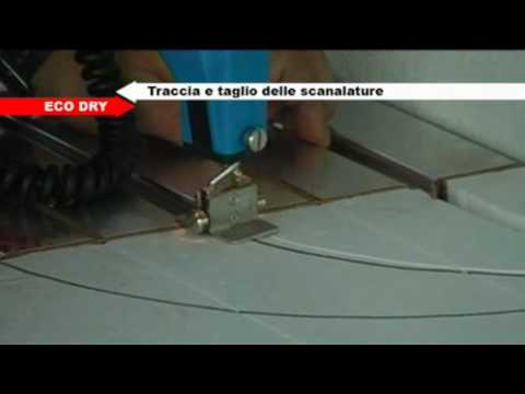 Posa impianto di riscaldamento a pavimento floortech eco dry in