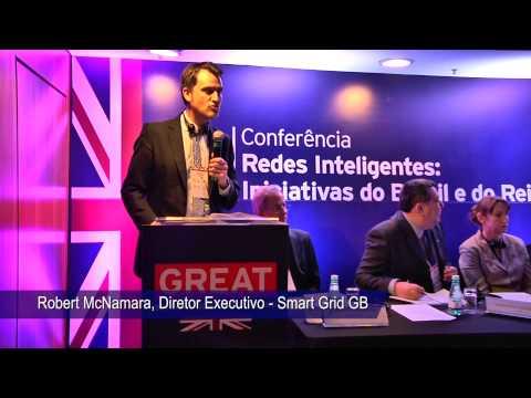 UKTI Brazil #Smartgrids Conference in São Paulo