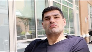 39 I WILL BEAT JOYCE FOR ME THE RIGHT TIME IS NOW 39 FILIP HRGOVIC REACTS TO 1st ROUND KO v CORBIN