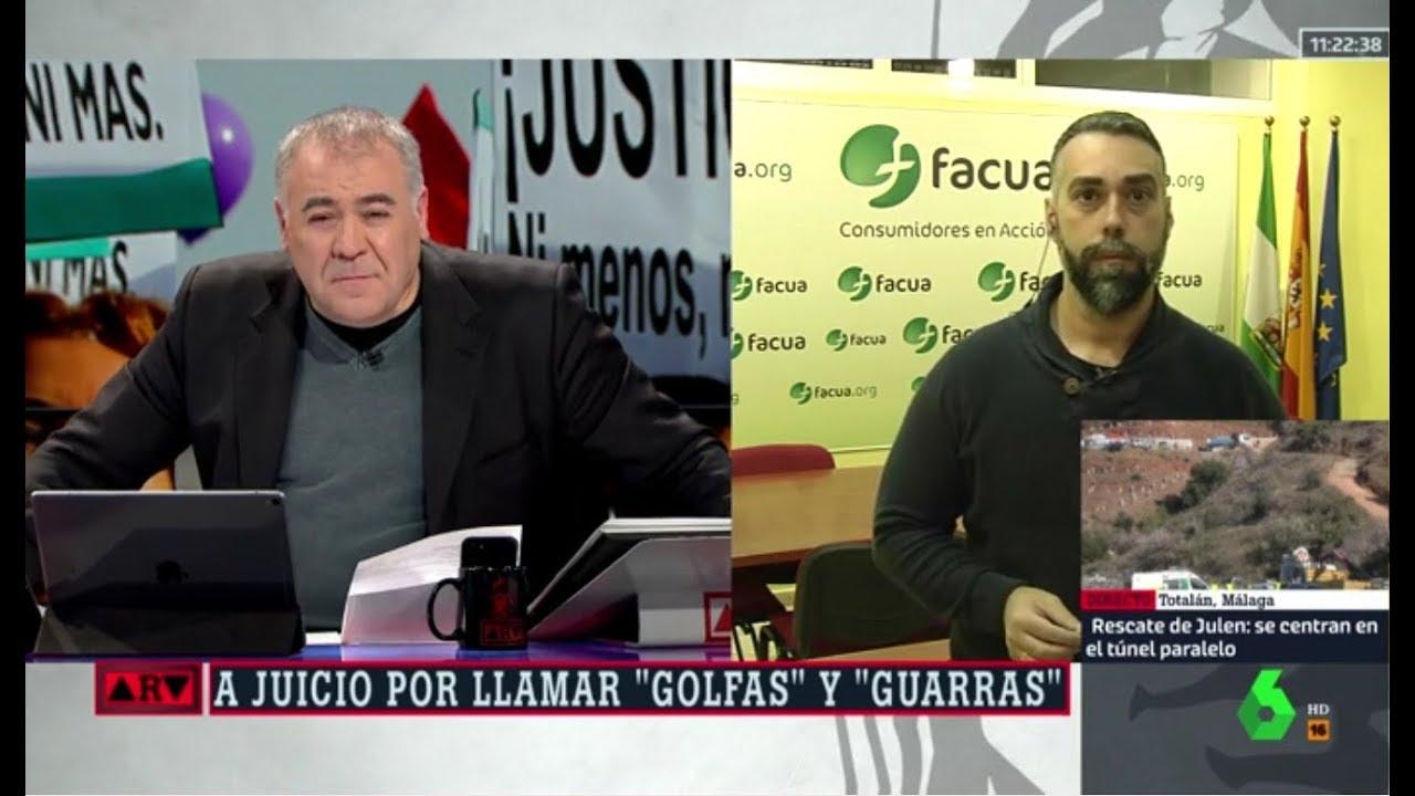 """Noticias Guarras r. sánchez:""""es cínico insultar a mujeres que protestan contra machismo apelando a lib. de expresión"""""""