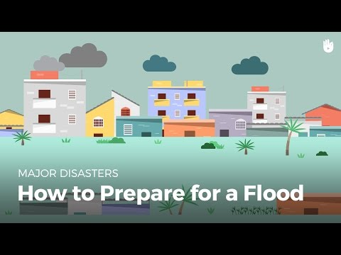 How to Prepare for a Flood