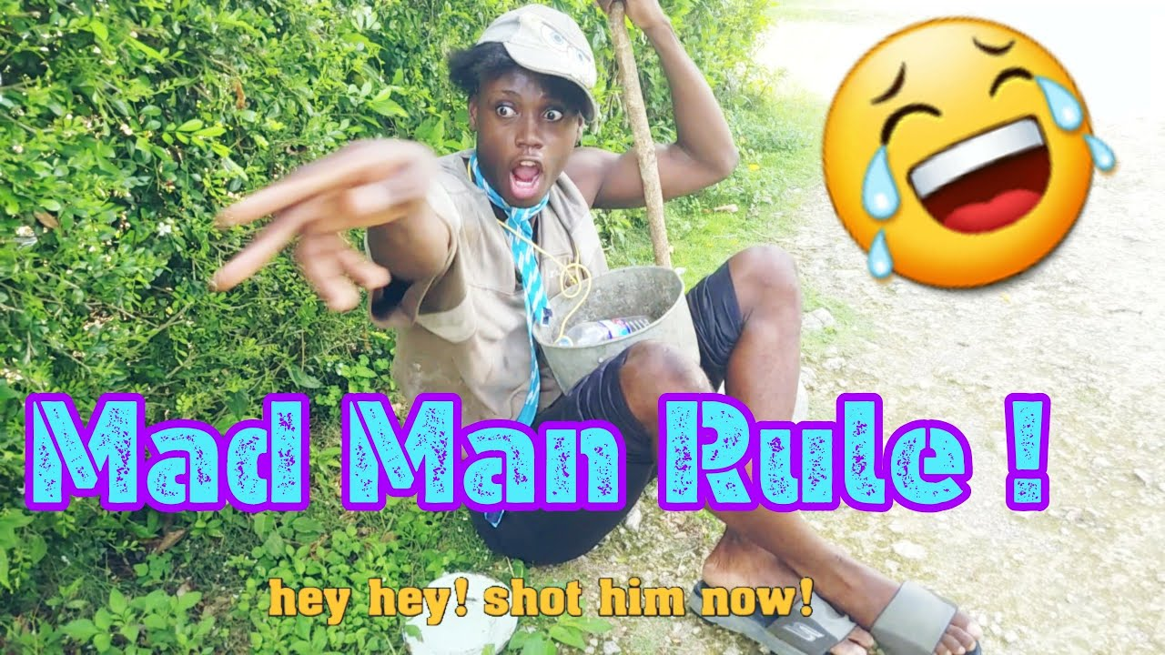 Mad Man Rule [ Fry Irish Comedy ]