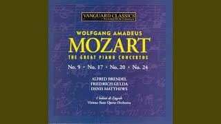 Piano Concerto No. 9 in E Flat, K.271, III. Rondeau: Presto, Menuetto, Presto