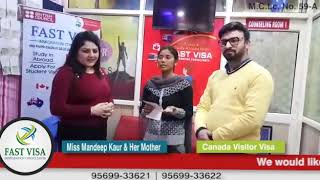 How To Get Canada Visitor Visa At A Young Age? Watch This Video.....