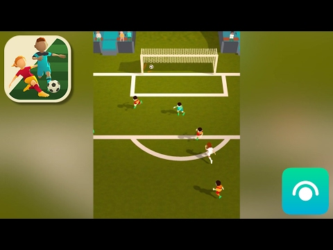 Solid Soccer - Gameplay Trailer (iOS)