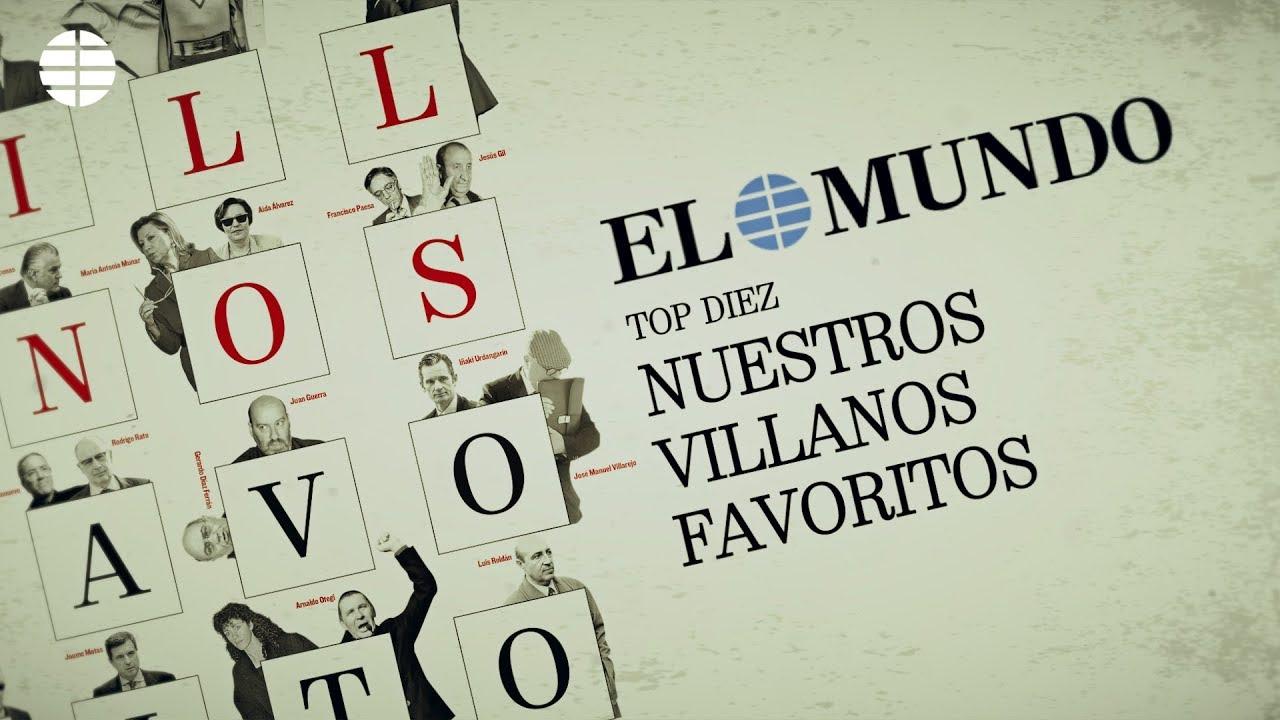 Nuestros treinta villanos favoritos