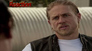 SONS OF ANARCHY Season 7 Episode 11 Next On Suits Of Woe Reaction