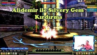 """Knıght Online 20X Silvery Gem Kırdırma """"Alidemirin Şansına"""""""