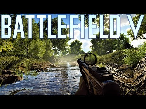 BATTLEFIELD V MULTIPLAYER GAMEPLAY|1080P|COME CHILL :) thumbnail