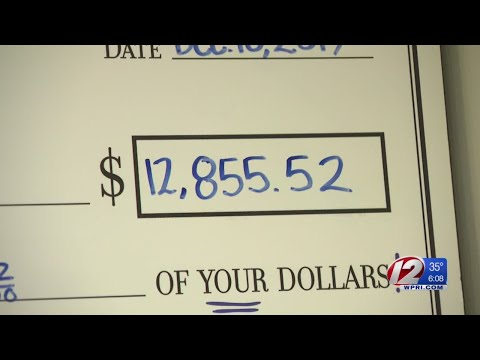 Man reunited with more than $12,000 thanks to 'Your Money' program