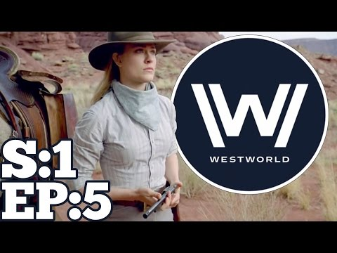 "Westworld Season 1 Episode 5 Recap & Review ""Contrapasso"""