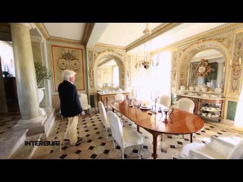 Visite chez Jacques Garcia, décorateur