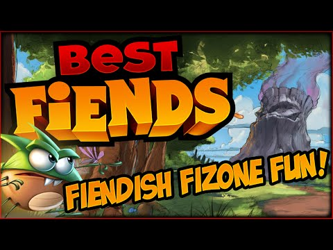 BEST FIENDS - Fiona's Fiendish Fervor!