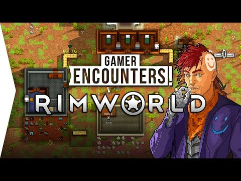 RimWorld ► 1.0 Release Sci-fi Colony Sim Survival Gameplay! - [Gamer Encounters]