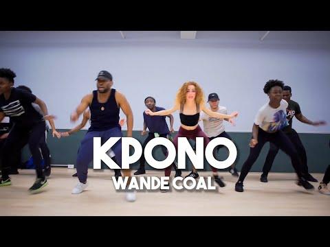 Wande Coal - Kpono (feat. Wizkid) REFIX | Afrobeat & Dancehall | Meka Oku & Wendell Choreography