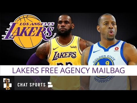Lakers Free Agency: 3 NBA Players The Lakers Can Sign + Kyle Kuzma's Future In LA | Lakers Mailbag