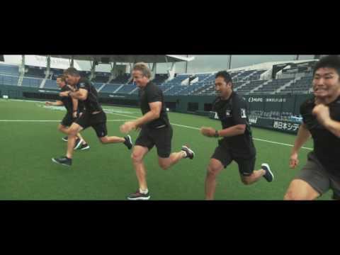 SoftBank Team Japan: Train Like The Hawks
