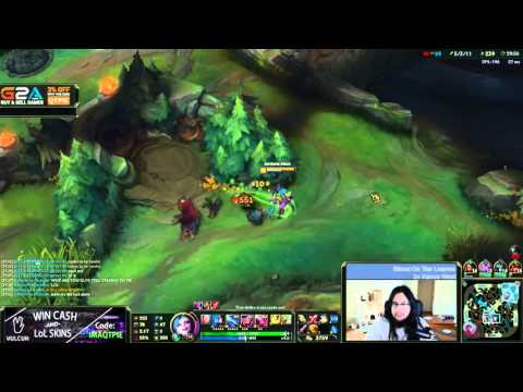 imaqtpie with the stream of consciousness: tank or not tank, that is the question