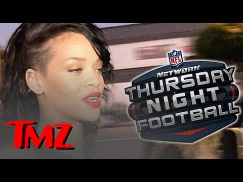 Rihanna -- Slams CBS for Pulling Her from Ravens Game | TMZ