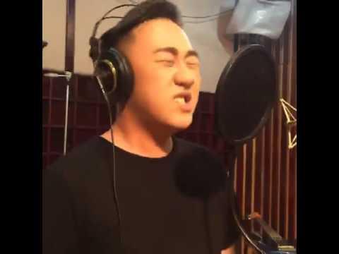Thánh Mưa Trung Quân Idol Thu âm Thả Vào Mưa
