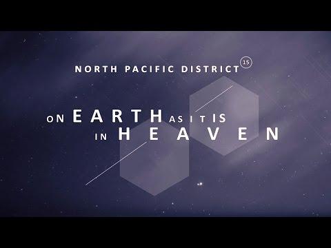 Brad Williams - Foursquare North Pacific District Conference