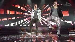 EXO - Two Moon Show Case (Kris, Chanyeol, Kai, Lay)