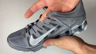 Nike REAX 8 TR Mesh 'cool grey/wolf grey/pure plati' | UNBOXING & ON FEET | fashion & fitness shoes