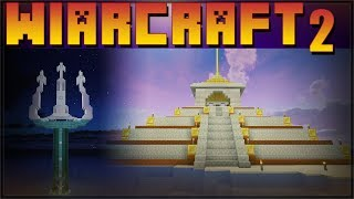 Minecraft 1.13.1 - Giant Trident and Pyramid! New Shops!  - Episode 8 - WiarCrafft Season 2