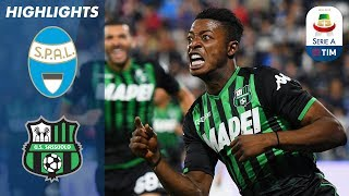 Download Video SPAL 0-2 Sassuolo    Sassuolo Need Two Second-Half Goals To Defeat SPAL    Serie A MP3 3GP MP4
