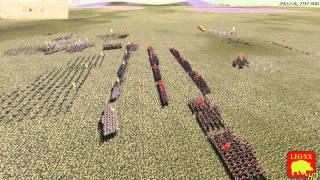Rome Total War Online Battle#128: Rome vs Greece