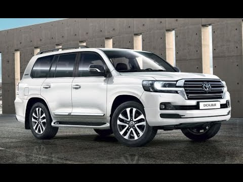 видео: toyota land cruiser 200 excalibur 2018! Часть первая