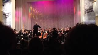 Хиты оркестра Поля Мория в исполнении ростовского симфонического оркестра п/у  А.Оселкова