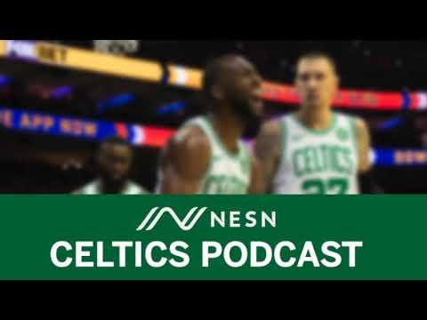 NESN Celtics Podcast: Rise Of Jaylen Brown, Semi Ojeleye Leads Defense