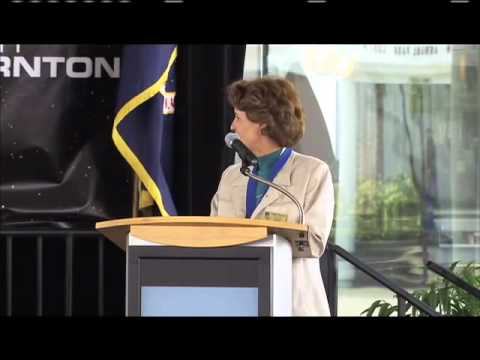 2010 U.S. Astronaut Hall of Fame Induction Ceremony