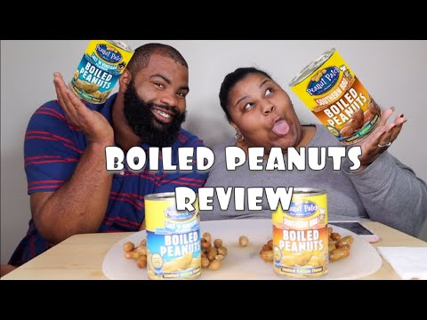 THE PEANUT PATCH LIMITED EDITION BOILED PEANUTS- SALT & VINEGAR & SOUTHERN BBQ FLAVORS !
