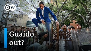 Venezuela: Opposition leader Juan Guaido ousted by Maduro's Socialists? | DW News