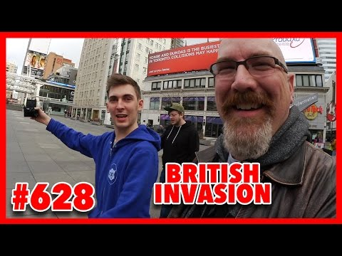 Where's My Challenge Day 1 Toronto Tour - Ken's Vlog #628