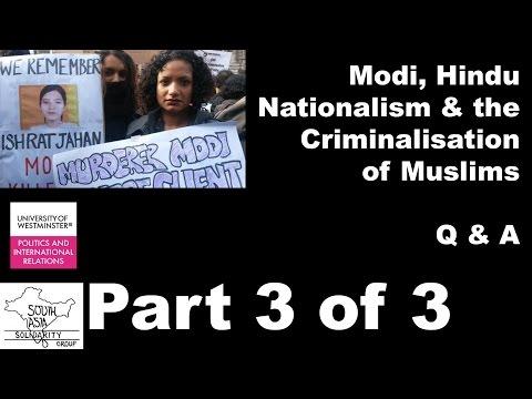 Q&A: Gujarat Genocide: Hindu Nationalism, Modi & and the Criminalisation of Muslims