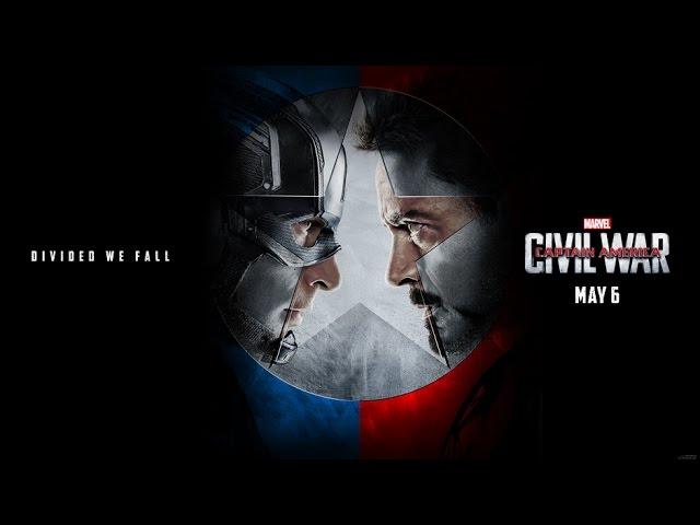 """The Civil War Begins – 1st Trailer for Marvel's """"Captain America: Civil War"""""""