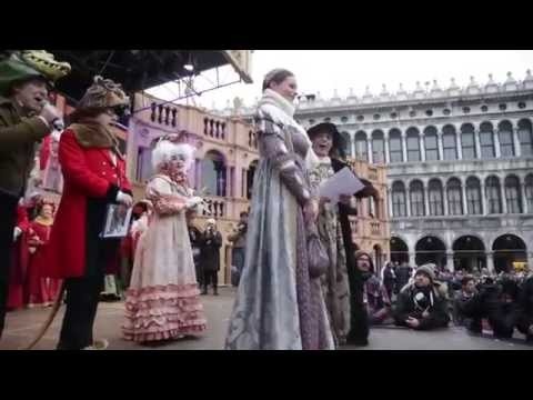 Carnevale di Venezia 2014 - Official Video