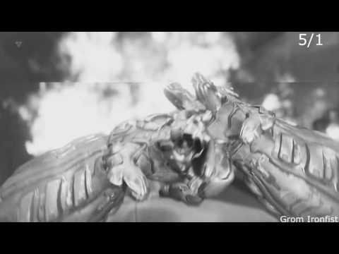 Doom #5 Argent Energy Tower Ultra Violence