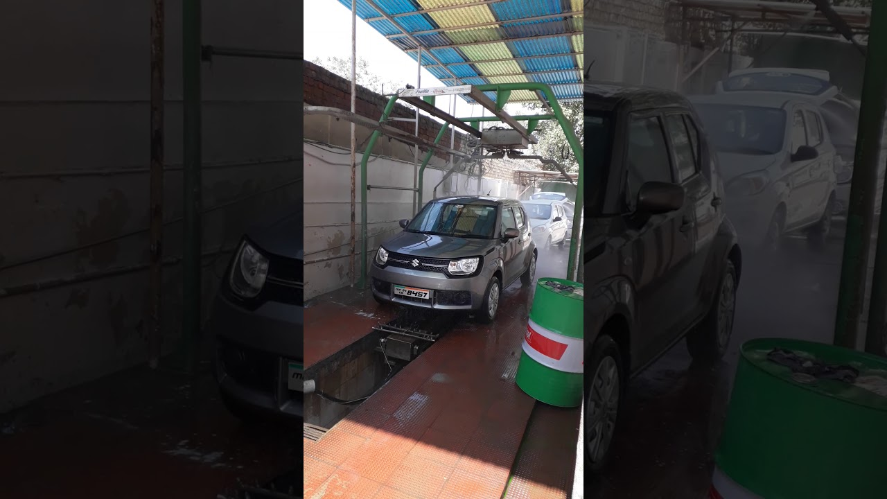 Ignis Second Service Washing Youtube