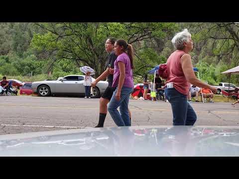 Mescalero, New Mexico Fourth of July Parade 2018