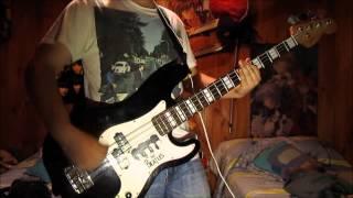 The Seven Deadly Sins- Cover bajo (bass cover) MAN WITH A MISSION - Nanatsu No Taizai OP 2 七つの大罪