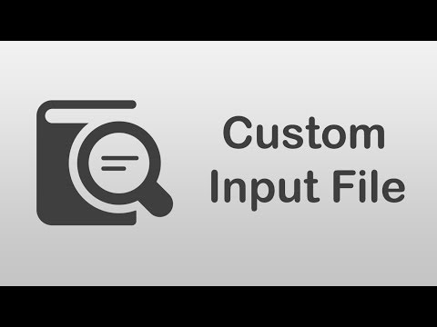 [ Arabic Tutorials ] How To Create Custom Form Input File