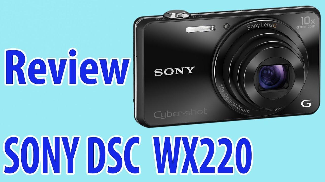 Đô Vlogs Review – Đánh giá Máy ảnh du lịch Sony DSC WX220