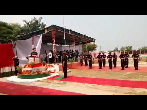 Army Chief General Bipin Rawat Unveiled PVC Abdul Hamid Memorial in Ghazipur